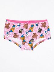 Kalhotky smotivem Bamse Růžová