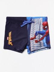 Plavecké trenýrky se Spidermanem Modrá