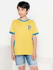 Tröja fotbolls-VM Gul