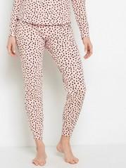 Mönstrad rosa pyjamasbyxa Rosa