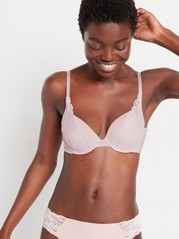 Rebel push-up-BH Rosa