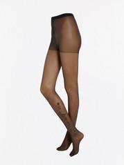 Punčochové kalhoty 20DEN Černá