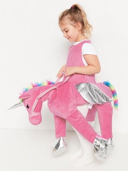Carry me-kostyme Rosa