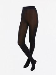 Punčochové kalhoty Černá