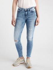 TOVA Blå slim fit jeans Blå
