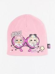 Vaaleanpunainen L.O.L. Surprise! -pipo Vaaleanpunainen