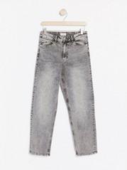 Rovné džíny NEA Černá