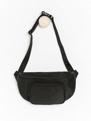 Black bum bag Black