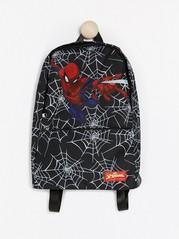 Ryggsäck med Spindelmannen-tryck Blå
