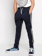 WCT-housut, joissa sivuraidat Sininen