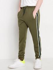 WCT-housut, joissa sivuraidat Vihreä