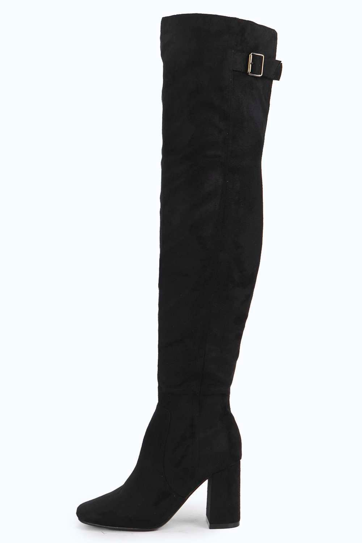 59e5ddf4ff2 eva-block-heel-over-the-knee-boot by boohoo