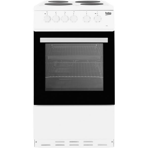 Beko ESP50W 50cm Single Oven Electric Cooker - White