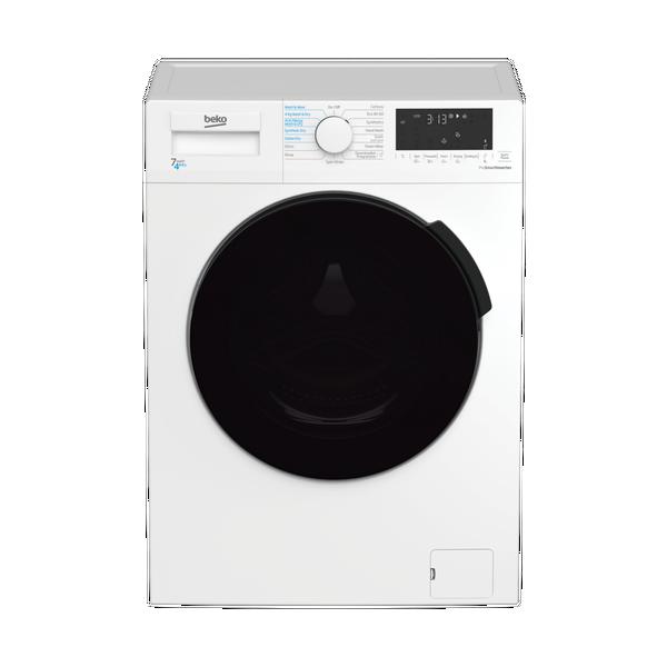 Beko WDL742441W 7kg/4kg 1200 Spin Washer Dryer - White