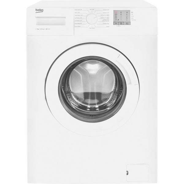 Beko WTG720M2W 7kg 1200 Washing Machine - White - A+++ Energy Rated