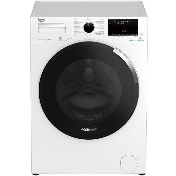 Beko WY940P44EW 9 kg 1400 AquaTech Washing Machine - White - A+++ Energy Rated