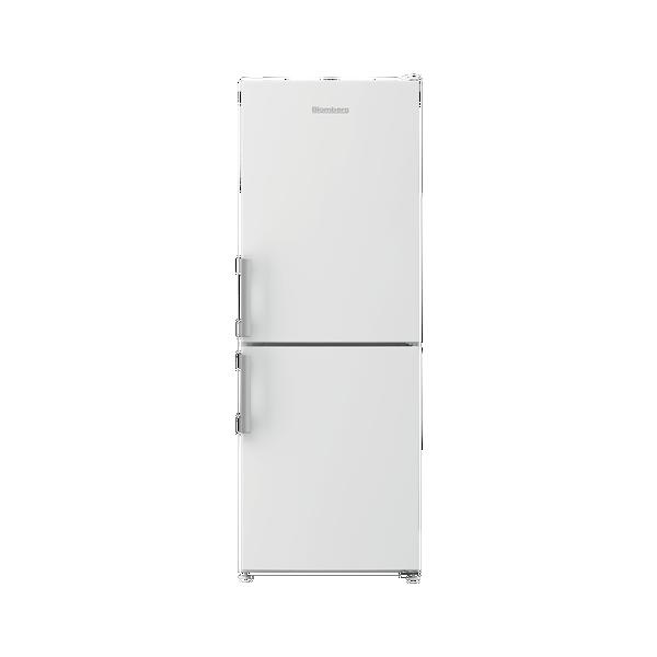 Blomberg KGM4513 54cm Fridge Freezer - White - Frost Free