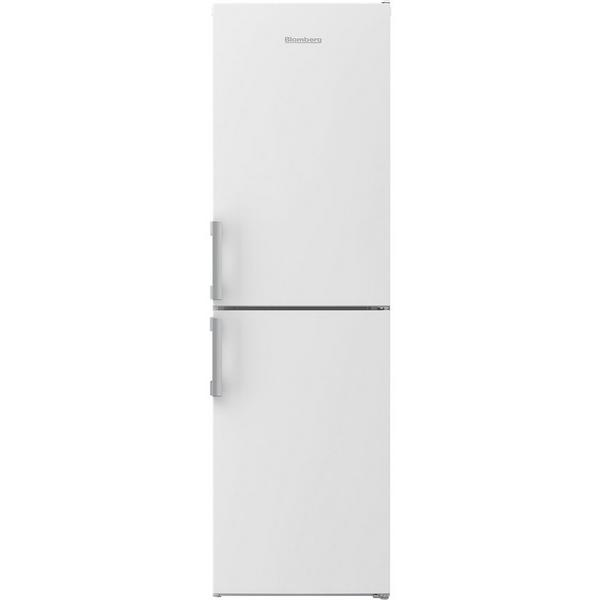 Blomberg KGM4550 55cm frost Free Fridge Freezer - White - A+ Rated