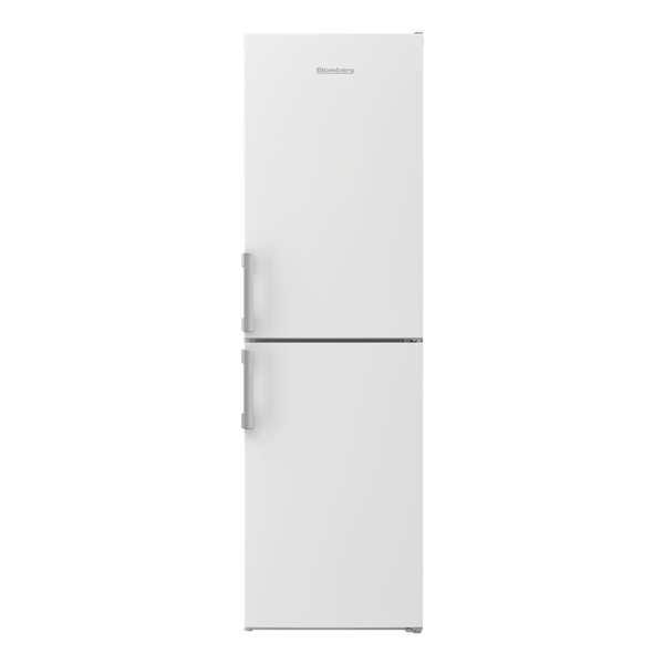 Blomberg KGM4553 54cm Fridge Freezer - White - Frost Free