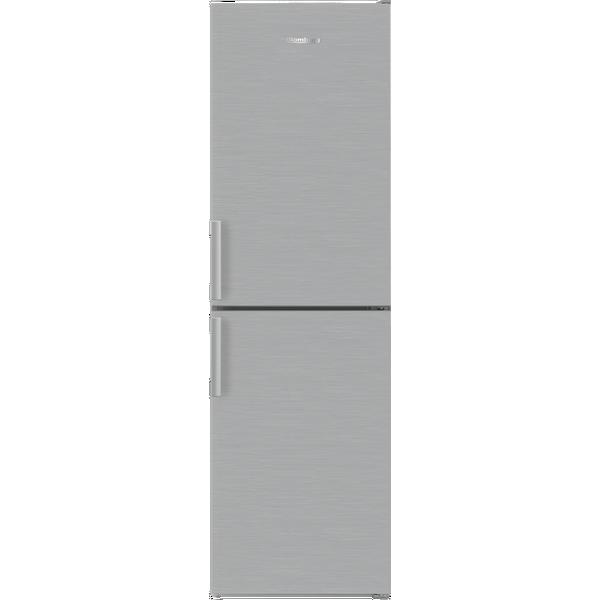 Blomberg KGM4553PS 54cm Fridge Freezer - Stainless Steel - Frost Free