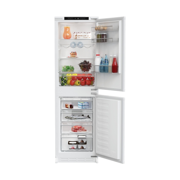 Blomberg KNM4563EI 54.0cm Integrated Fridge Freezer - Frost Free