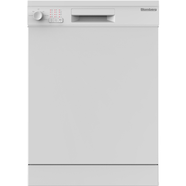 Blomberg LDF30210W Full Size Dishwasher - White - 14 Place Settings