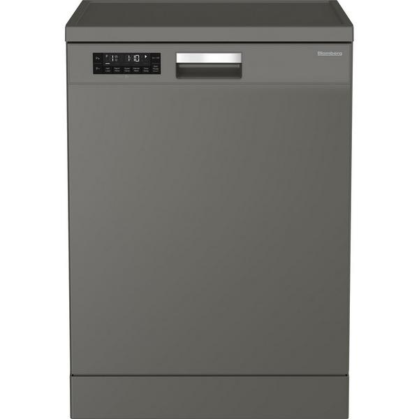 Blomberg LDF42240G Full Size Dishwasher - Graphite - 14 Place Settings