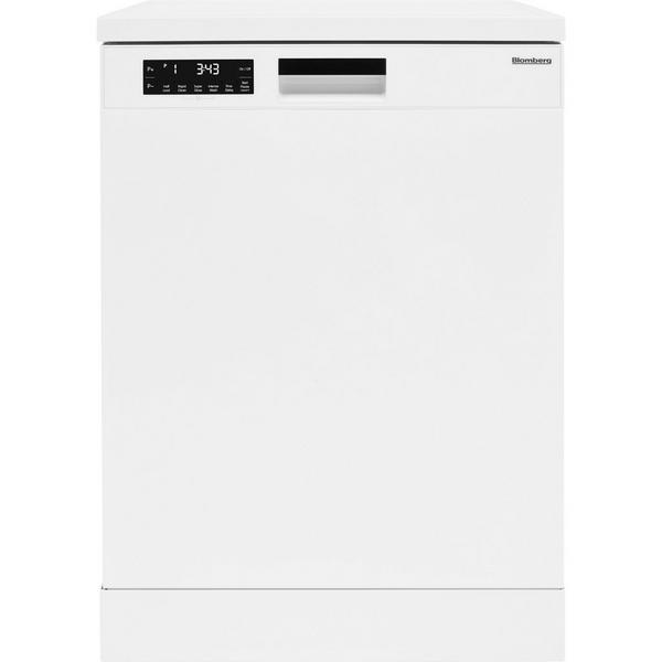 Blomberg LDF42240W Full Size Dishwasher - White - 14 Place Settings