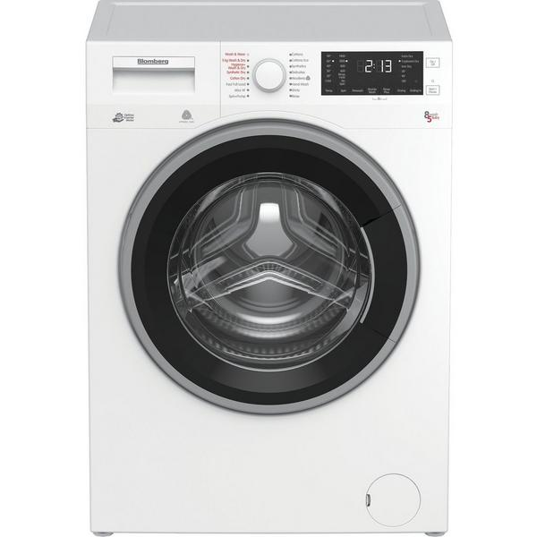 Blomberg LRF2854111W 8kg/5kg 1400 Spin Washer Dryer - White - A Energy Rated