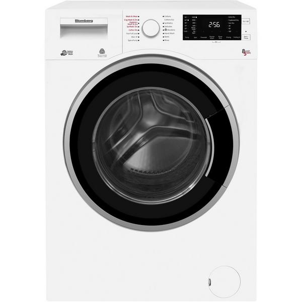 Blomberg LRF285411W 8kg/5kg 1400 Spin Washer Dryer - White - A Rated