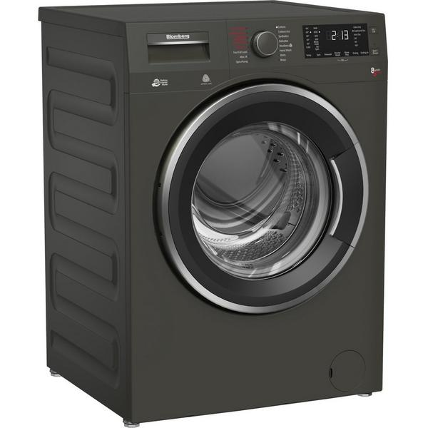 Blomberg LRF2854121G 8kg/5kg 1400 Spin Washer Dryer - Graphite - A Energy Rated