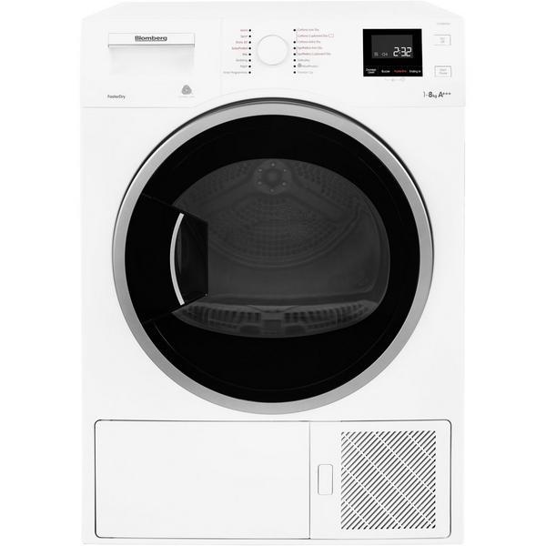 Blomberg LTH3842W 8kg Heat Pump Tumble Dryer - White
