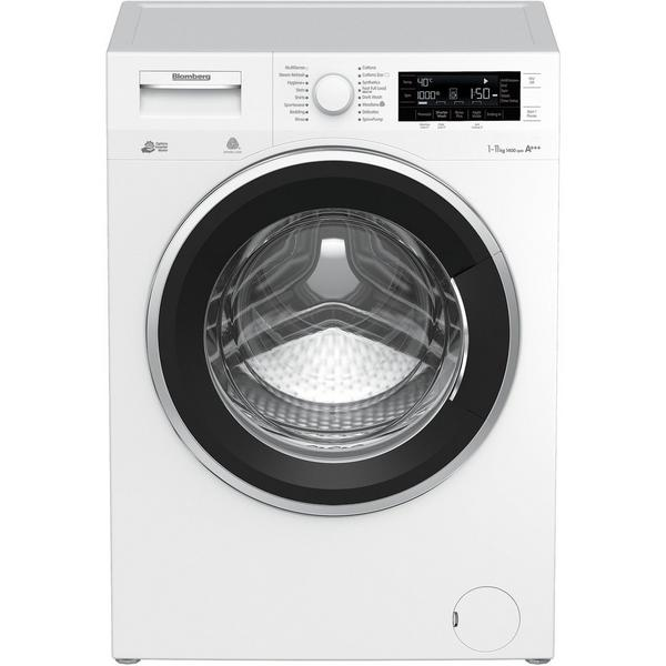 Blomberg LWF411452AW 11kg 1400 Spin Washing Machine - White - A+++ Rated