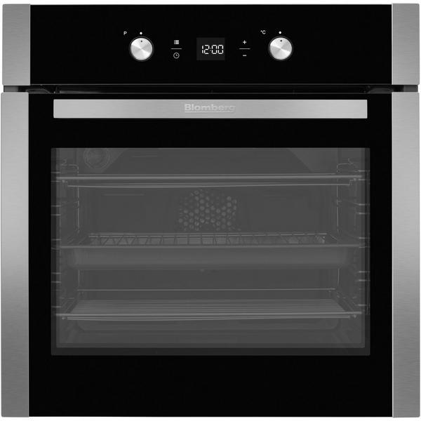 Blomberg OEN9302X 59.4cm Built Electric Single Oven - Stainless Steel