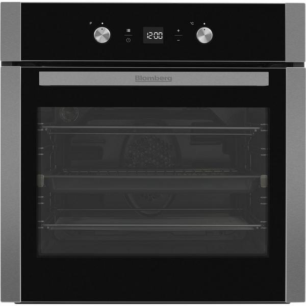 Blomberg OEN9322X Built In Electric Single Multi-function Oven - Stainless Steel - A Energy Rated d