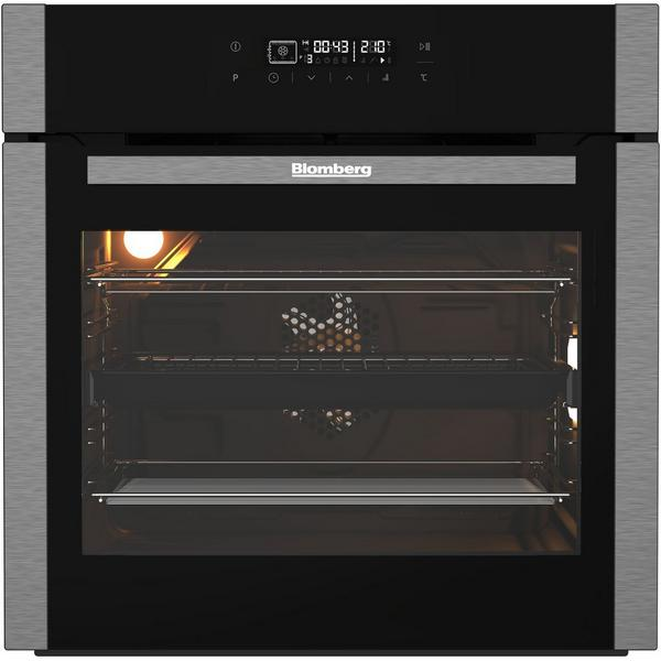 Blomberg OEN9480X Built In Multifunction Pyro Programmable Electric Single Oven - S/Steel - A+ Rated