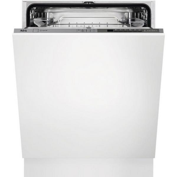 AEG FSS52610Z Integrated Full Size Dishwasher - AirDry - A++ Rated