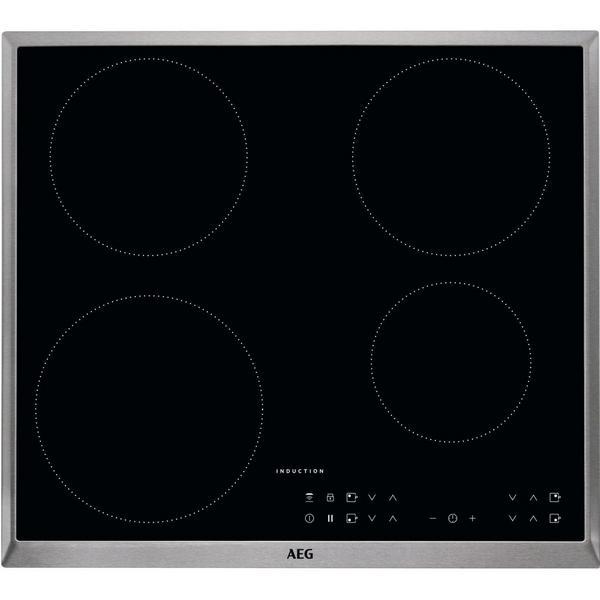 AEG IKB64301XB 57.6cm Electric Induction Hob - Black