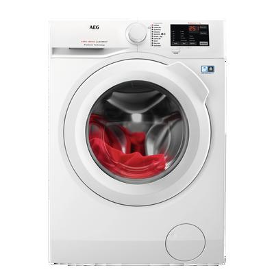 AEG L6FBI741N 7kg 1400 Spin Washing Machine - White - A+++ Energy Rated