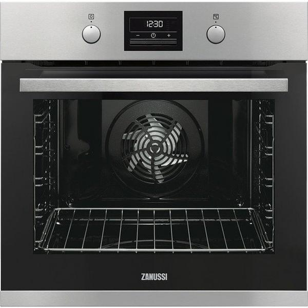 Zanussi ZOP37982XK Built In Electric Single Oven - Stainless Steel - A Rated