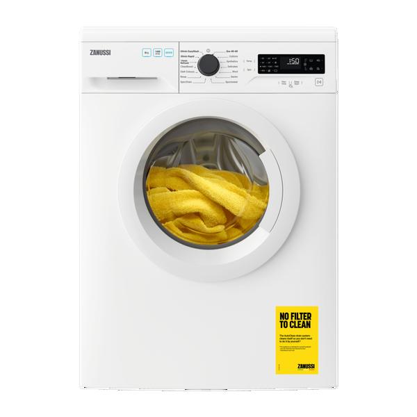 Zanussi ZWF845B4PW 8kg 1400 Spin Washing Machine - White