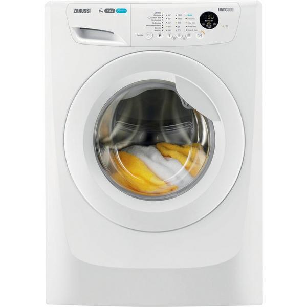 Zanussi ZWF91283W 9kg 1200 Spin Washing Machine - White - A+++ Rated