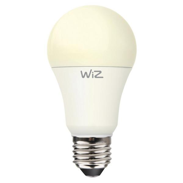Wiz Warm White WZ20026011 - A60 Screw E27 Smart Bulb Fully Dimmable -