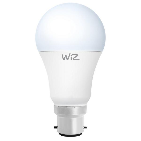 Wiz Daylight WZ20826041 - A60 Bayonet B22 Smart Bulb Fully Dimable