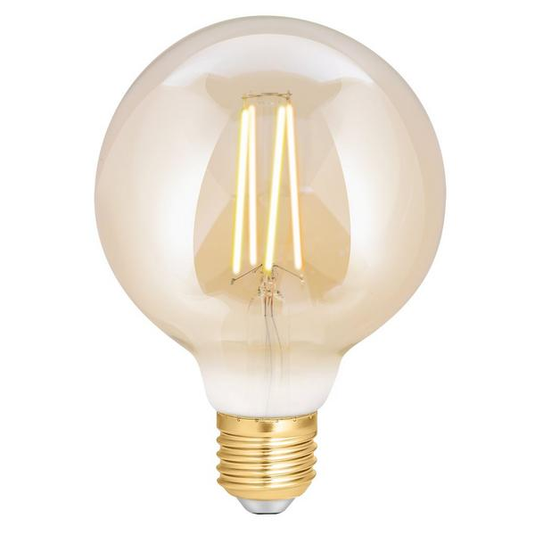 Wiz Tunable Filament WZ21089571_A- G95 Screw E27 Amber Fully Dimmable