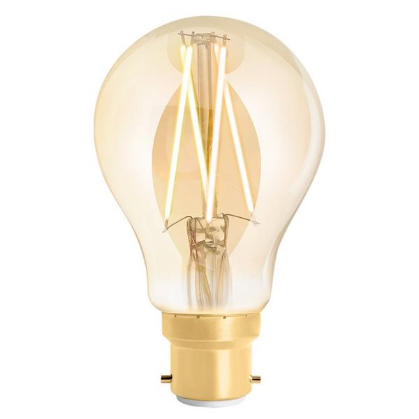 Wiz Tunable Filament WZ21826071_A - A60 Bayonet Amber Fully Dimmable