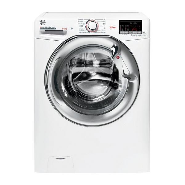 Hoover H3D4965DCE 9kg/6kg 1400 Spin Washer Dryer - White