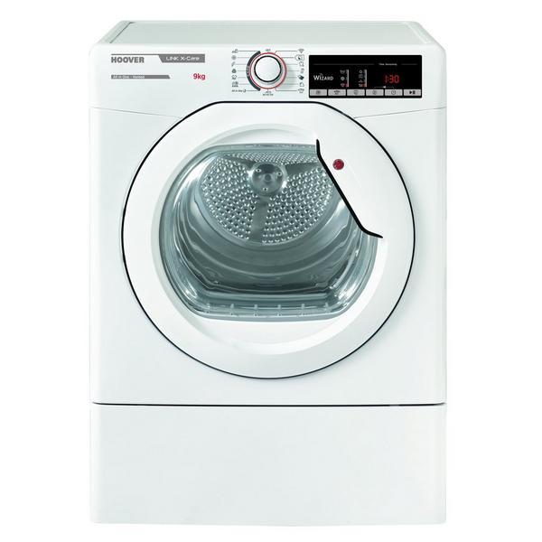 Hoover HLXV9TG 9kg Vented Tumble Dryer - White
