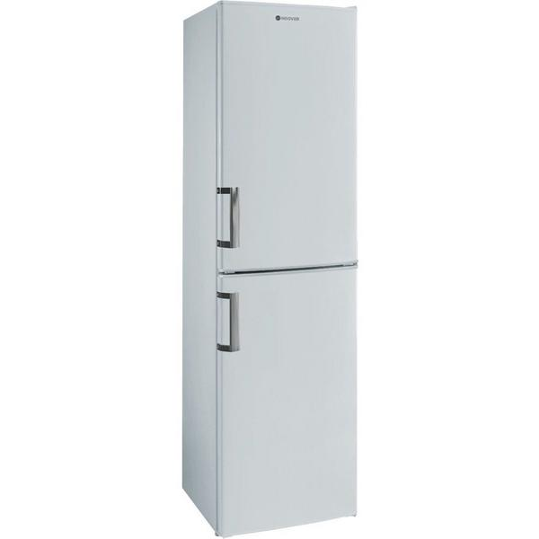 Hoover HVBF5172WHK 55cm Frost Free Fridge Freezer - White - A+ Rated
