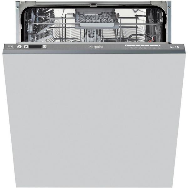 Hotpoint HEI49118C Integrated Full Size Dishwasher with 13 Place Settings